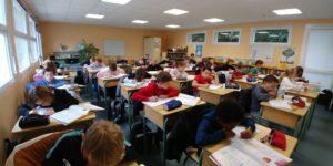 Read more about the article Arrivée des manuels des CM