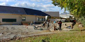 Read more about the article Elevation des murs