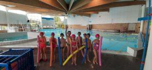 Read more about the article Fin des séances piscine