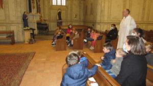 Read more about the article Visite de l'église